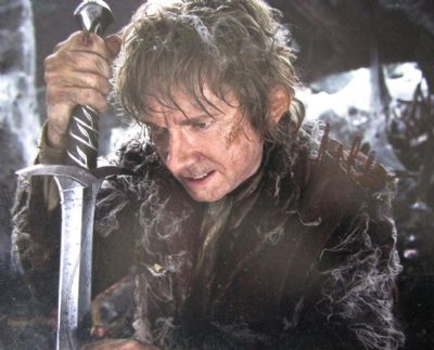 Martin Freeman Autograph Signed Photo Bilbo For Sale
